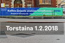 Kallion Kirjasto, Helsinki, Finland