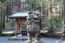 Itsukushima Shrine, Gotemba, Japan