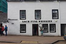 Loch Fyne Whiskies, Inveraray, United Kingdom