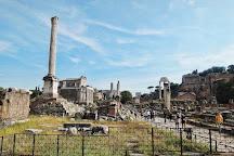 Column of Phocas, Rome, Italy