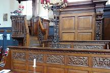 St James Garlickhythe, London, United Kingdom