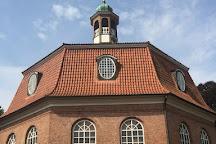 Niendorf church - Kirche am Markt, Hamburg, Germany