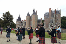 Chateau du Moulin Conservatoire de la Fraise, Lassay-sur-Croisne, France