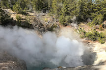 Porcelain Basin, Yellowstone National Park, United States