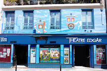 Theatre Edgar, Paris, France