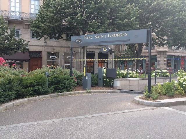 Parc Saint-Georges