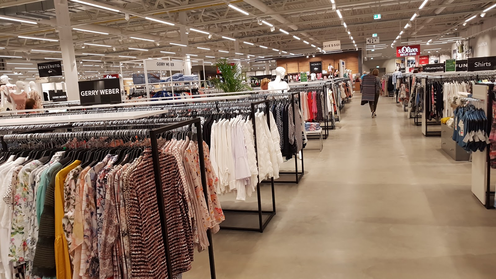 outlet halle gerry weber