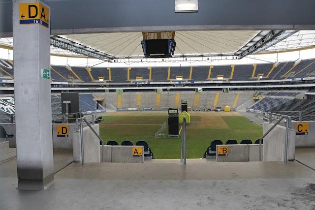 Deutsche Bank Park Eingang E3