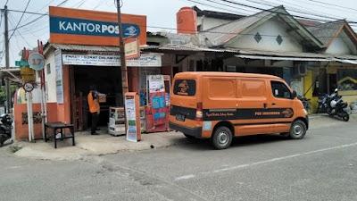 Kantor Pos Medang Lestari Gading Serpong Tangerang Kabupaten Tangerang Banten