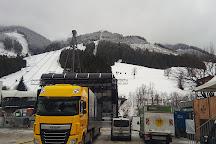 Schattberg X-press, Saalbach-Hinterglemm, Austria