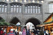 Lubecker Weihnachtsmarkt, Lubeck, Germany