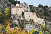 Ermita de San Saturio, Soria, Spain