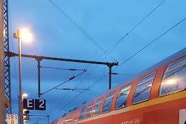 Станция  Züssow Bahnhof