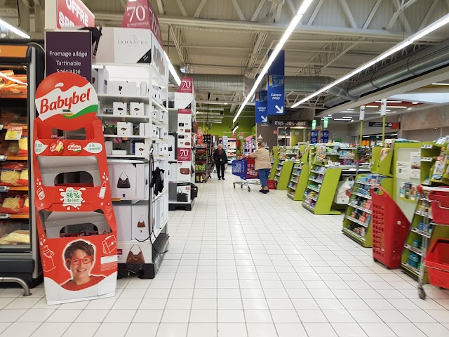 Carrefour Banque Chalon Sur Saone Nord