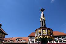 Wohltaeterbrunnen, Wernigerode, Germany