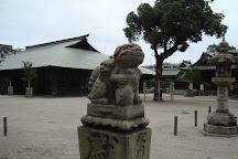 Wakamatsuebisu Shrine, Kitakyushu, Japan