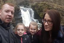 Falls of Falloch, Stirling, United Kingdom