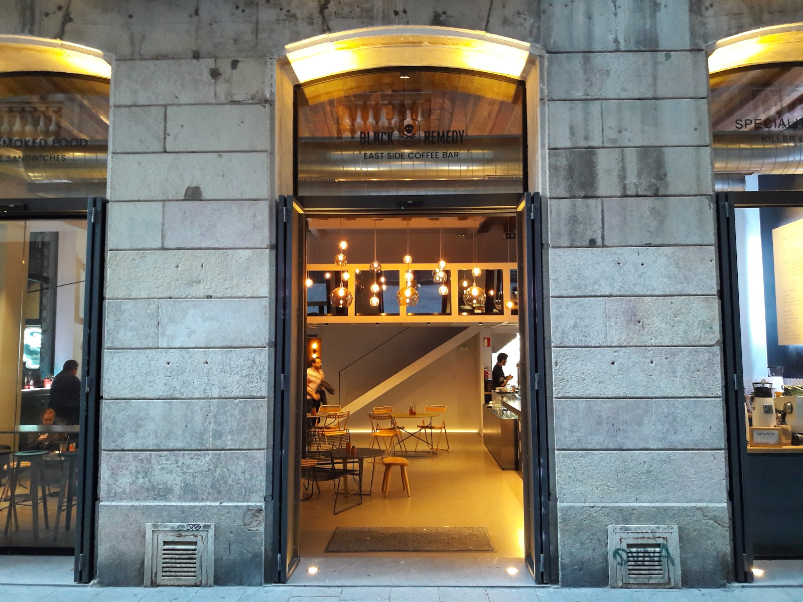 Black Remedy: A Work-Friendly Place in Barcelona