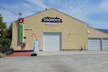 Osoyoos Desert Model Railroad, Osoyoos, Canada