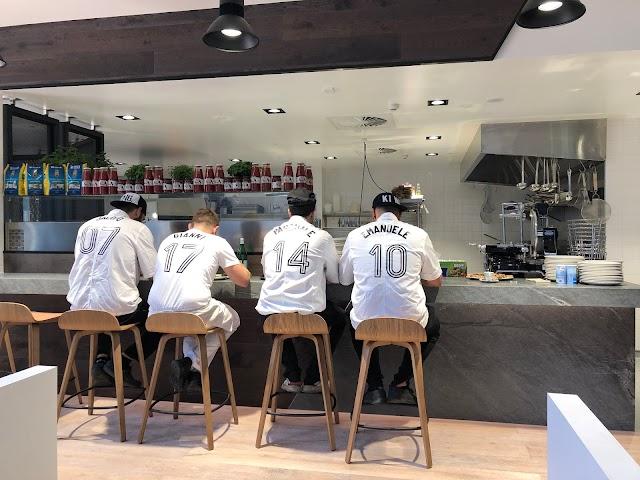 CURVA Cucina & Bar