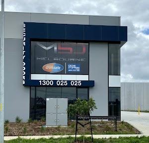 MSD Clyde North - Crimsafe Steel Security Doors Melbourne