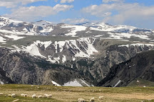 Beartooth Mountains, Wyoming, United States