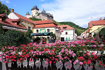 Karlstejn Castle, Karlstejn, Czech Republic