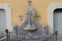 Fontana del Timone, Rome, Italy