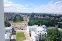 Historical and Memorial Museum Smolny, St. Petersburg, Russia