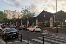 Marche du Livre Ancien et d'Occasion, Paris, France