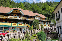 Baerenschuetzklamm, Mixnitz, Austria