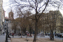 Plaza de la Paja, Madrid, Spain