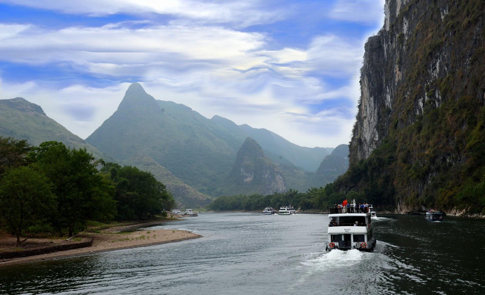 Yangshuo Lijiang River Scenic Area