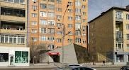 МТС, улица Ленина на фото Красноярска