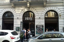 House Bar, Budapest, Hungary