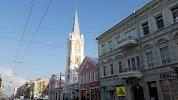 Евангелическо-лютеранская церковь Святого Георга г. Самары, улица Фрунзе на фото Самары
