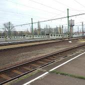 Железнодорожная станция  Szolnok