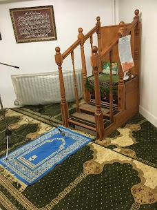 Masjid Awliya of Allah (sunni mosque) new-york-city USA