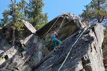 Spirit Rock Climbing Center, Kimberley, Canada
