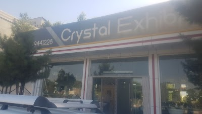 Crystal exhibition نمایشگاه کرستال