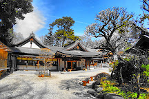Fudaten Shrine, Chofu, Japan