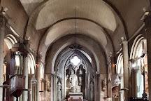 Eglise Saint-Gervais-Saint-Protais, Jonzac, France