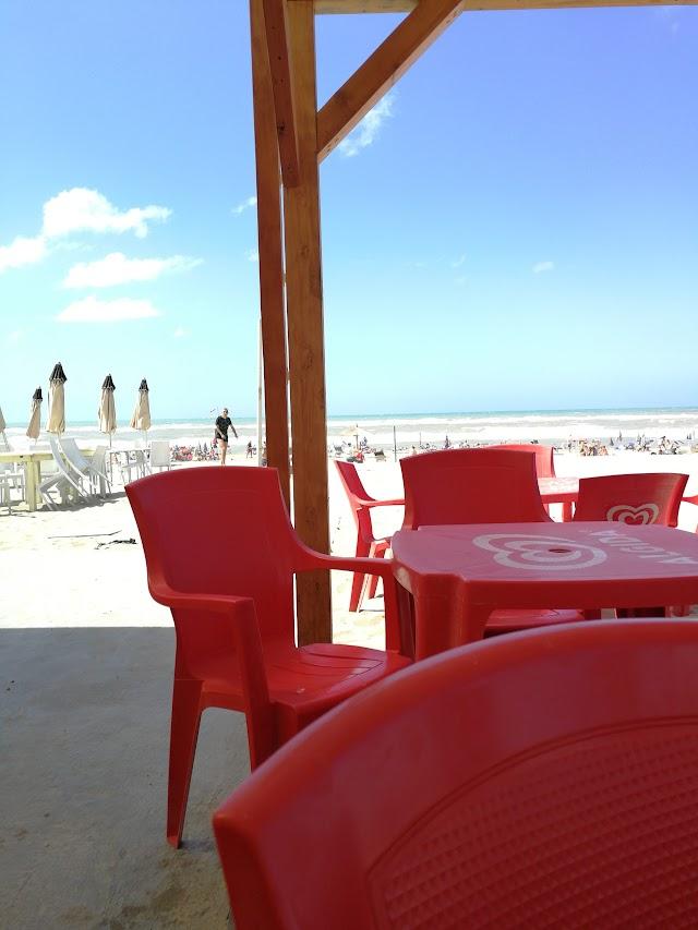 Spiaggia dei Cancelli di Capocotta