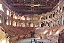 Palazzo della Pilotta, Parma, Italy