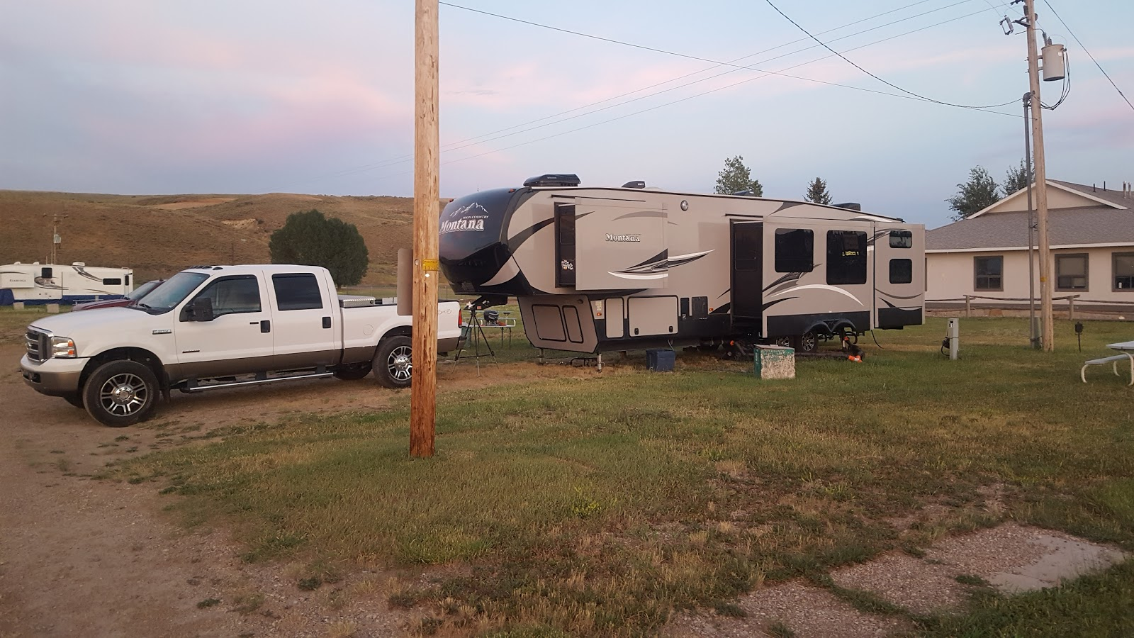 Foothills Mobile Home And RV Park