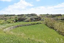 Blue Hole, San Lawrenz, Malta