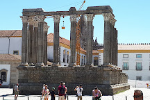 Torre das Cinco Quinas, Evora, Portugal