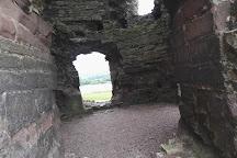 Rhuddlan Castle, Rhuddlan, United Kingdom