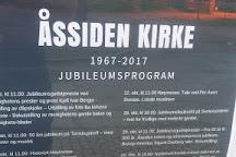 Assiden Church, Drammen, Norway