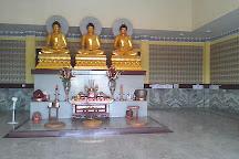 Parinirvana Stupa and Parinirvana Temple, Kushinagar, India